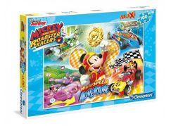 Clementoni Disney Mickey závodník Puzzle Maxi 100 dílků