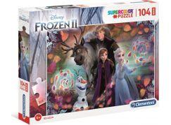 Clementoni Disney Puzzle Maxi 104 dílků Frozen 2