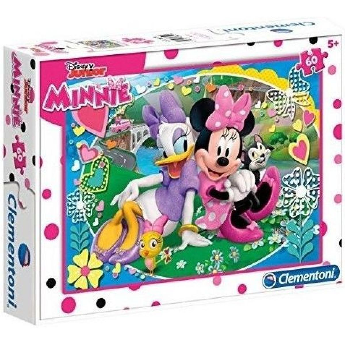 Clementoni Disney Puzzle Minnie 60 dílků