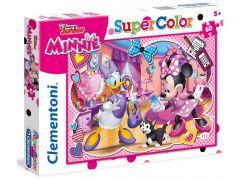 Clementoni Disney Puzzle Minnie Supercolor 60 dílků