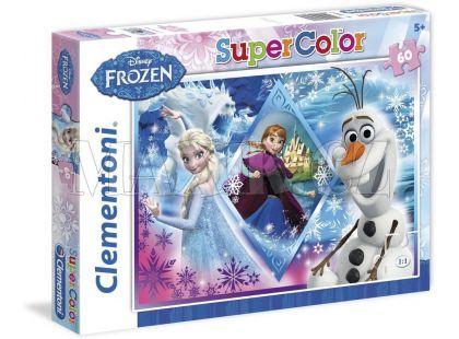 Clementoni Disney Puzzle Supercolor Frozen 60d