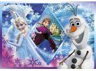 Clementoni Disney Puzzle Supercolor Frozen 60d 2