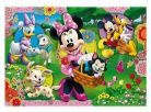 Clementoni Disney Puzzle Supercolor Minnie 2x20d 2
