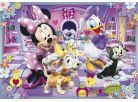 Clementoni Disney Puzzle Supercolor Minnie 2x20d 3
