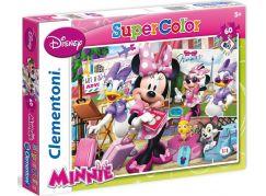 Clementoni Disney Puzzle Supercolor Minnie 60d