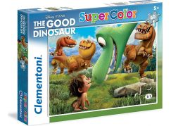 Clementoni Disney Supercolor Dinosaur Puzzle 60d
