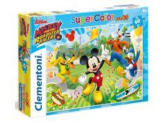 Clementoni Disney Supercolor Maxi Puzzle Mickey 60d
