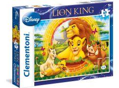 Clementoni Disney Supercolor Puzzle Lví král 60d