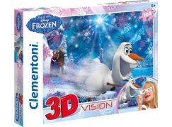 Clementoni Doba Ledová 3D Puzzle 104d