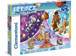 Clementoni Doba Ledová Puzzle Supercolor 104d