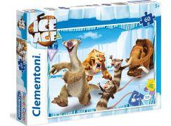 Clementoni Doba Ledová Puzzle Supercolor 60d