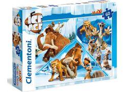 Clementoni Doba Ledová Puzzle Supercolor Maxi 60d