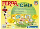 Clementoni Ferda Mravenec naučná hra - Čísla 2