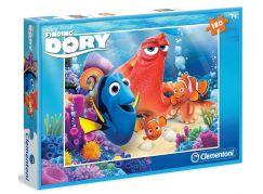 Clementoni Hledá se Dory Puzzle 180d