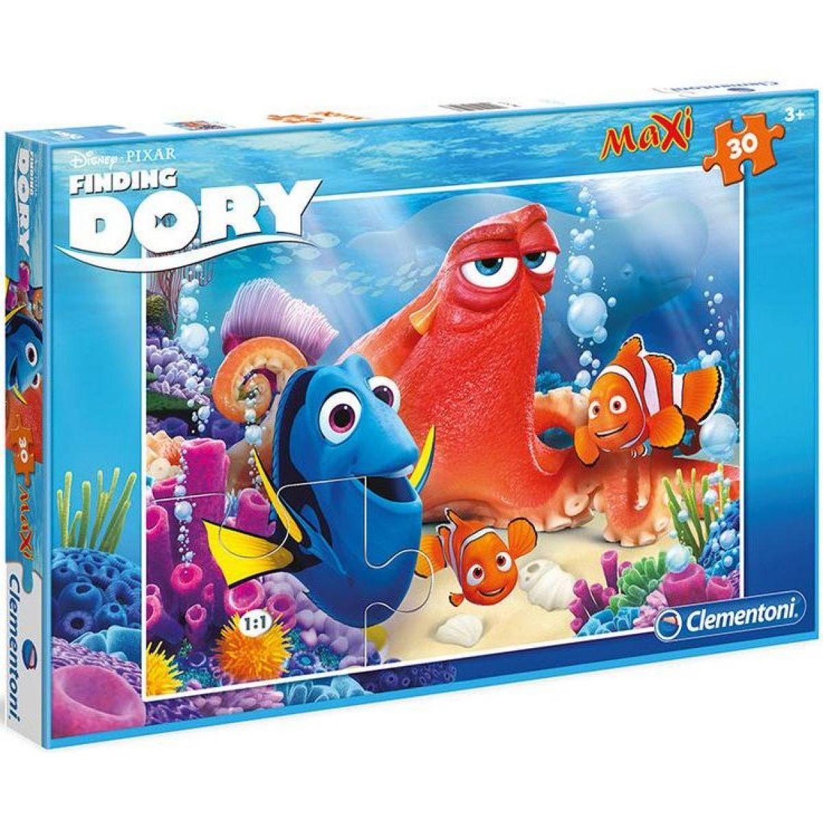 Clementoni Hledá se Dory Puzzle 30 Maxi dílků