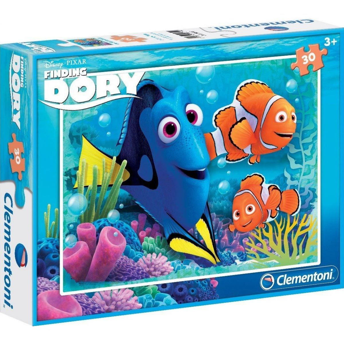 Clementoni Hledá se Dory Puzzle 30d