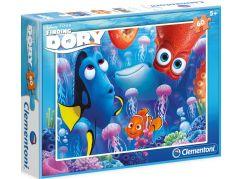 Clementoni Hledá se Dory Puzzle 60d