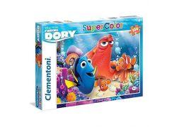 Clementoni Hledá se Dory Supercolor Puzzle 104d
