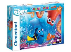 Clementoni Hledá se Dory Supercolor Puzzle Maxi 104d