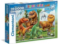 Clementoni Hodný dinosaur Supercolor Puzzle Maxi 24d