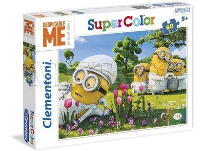 Clementoni Já, padouch Puzzle Supercolor Hug a Minion 60d