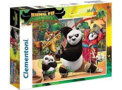 Clementoni Kung Fu Panda 3 Puzzle Maxi Supercolor 60 dílků
