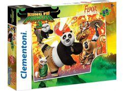Clementoni Kung Fu Panda 3 Supercolor Puzzle Maxi 40d
