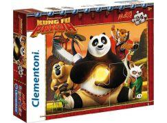Clementoni Kung Fu Panda Supercolor Puzzle Maxi 24d