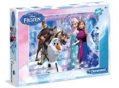Clementoni Ledové království Puzzle Anna, Elsa, Olaf, Kristoff 100d