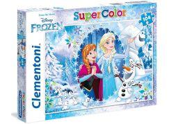 Clementoni Ledové království Puzzle Supercolor 104d