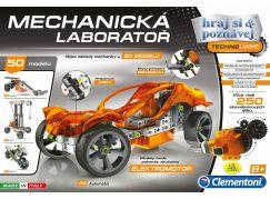 Clementoni Mechanická laboratoř - Poškozený obal