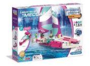 Clementoni Mechanická laboratoř Jachta a člun 130 dílků