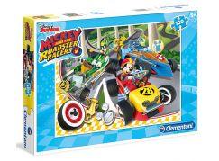 Clementoni Mickey závodník Puzzle 100d