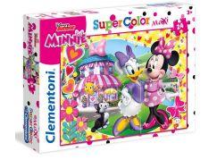 Clementoni Minnie Puzzle Supercolor Maxi 24d