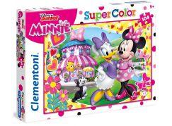 Clementoni Minnie Supercolor Puzzle 104d