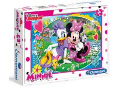 Clementoni Minnie Supercolor Puzzle Maxi 104d