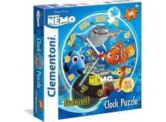 Clementoni Nemo Clock Puzzle 96d
