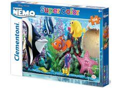 Clementoni Nemo Puzzle Supercolor 104d