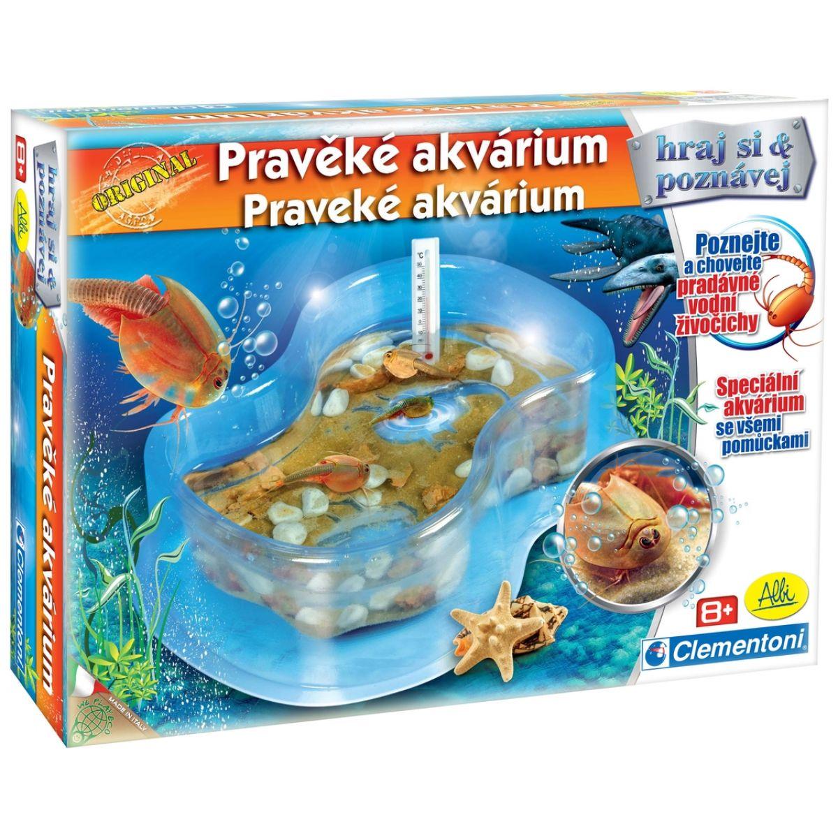 Clementoni Pravěké akvárium