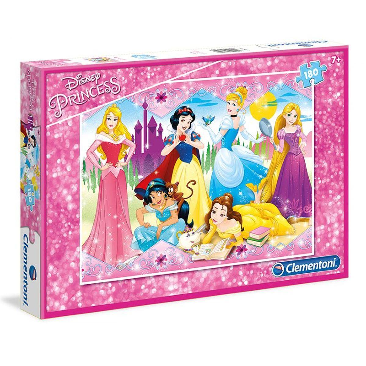 Clementoni Princess Puzzle 180d