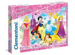 Clementoni Princess Supercolor Puzzle 104d