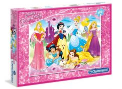 Clementoni Princess Supercolor Puzzle Maxi 104d