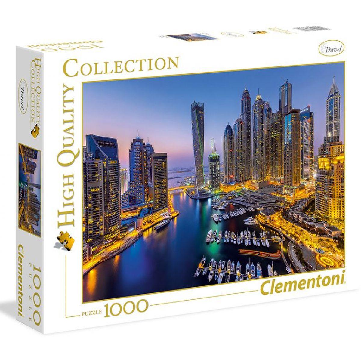 Clementoni Puzzle 1000 dílků Dubai
