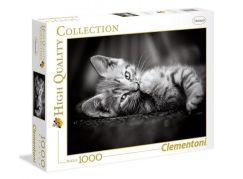 Clementoni Puzzle 1000 dílků Kotě