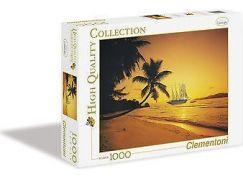 Clementoni Puzzle 1000 dílků, Seychelles