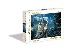 Clementoni Puzzle 1000 dílků, Zámek Neuschwanstein