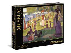 Clementoni Puzzle 1500 dílků, Georges Seurat