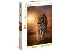 Clementoni Puzzle 1500 dílků Tygr