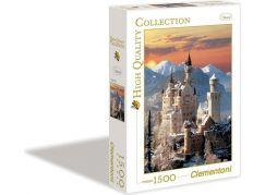 Clementoni Puzzle 1500 dílků, Zámek Neuschwansrtein