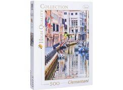 Clementoni Puzzle 500 dílků, Benátky